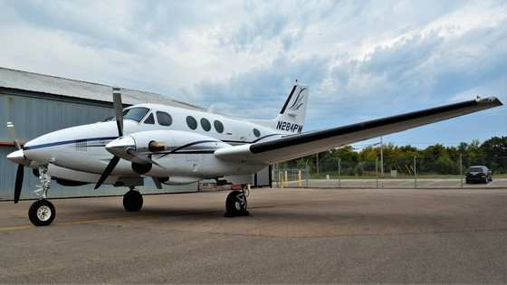 1977 Beechcraft King Air C90