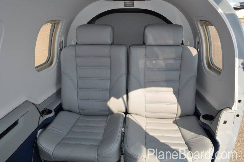 1993 Socata TBM 700 interior 14