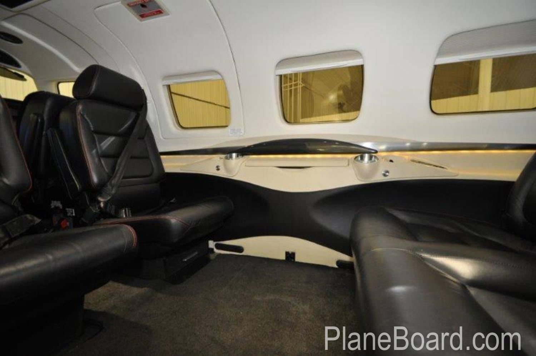 2016 Piper Meridian interior 5