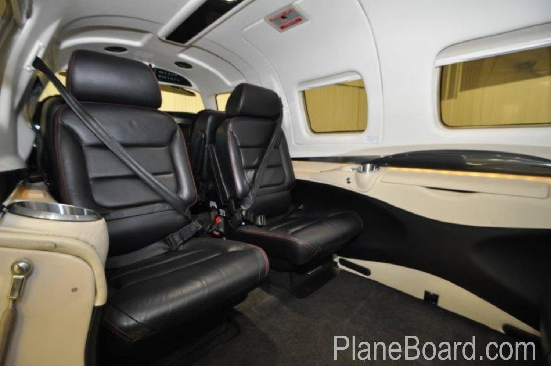 2016 Piper Meridian interior 4