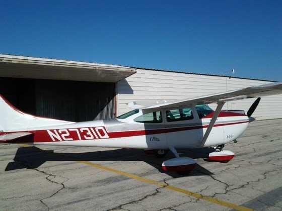 1967 Cessna 182