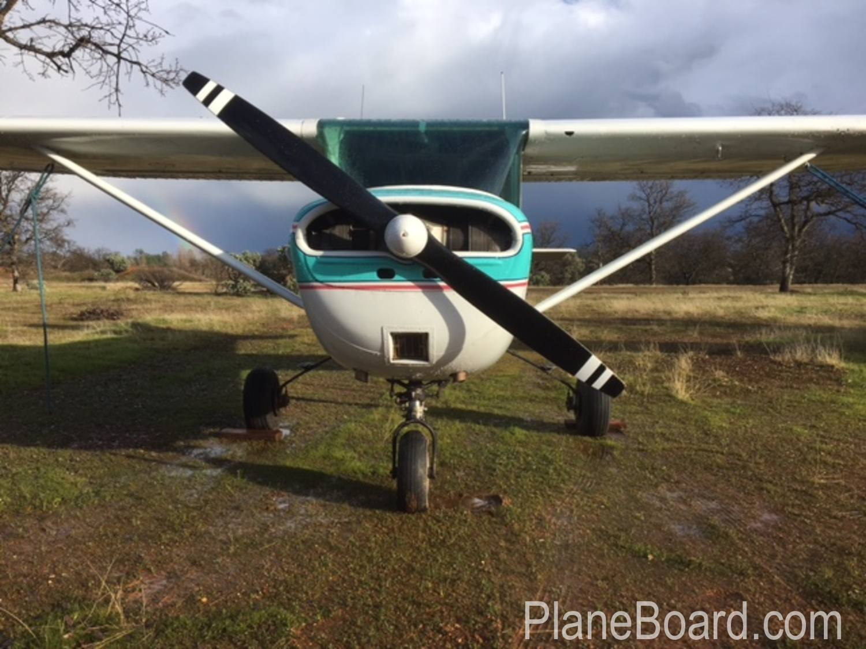 1958 Cessna 150 exterior 3