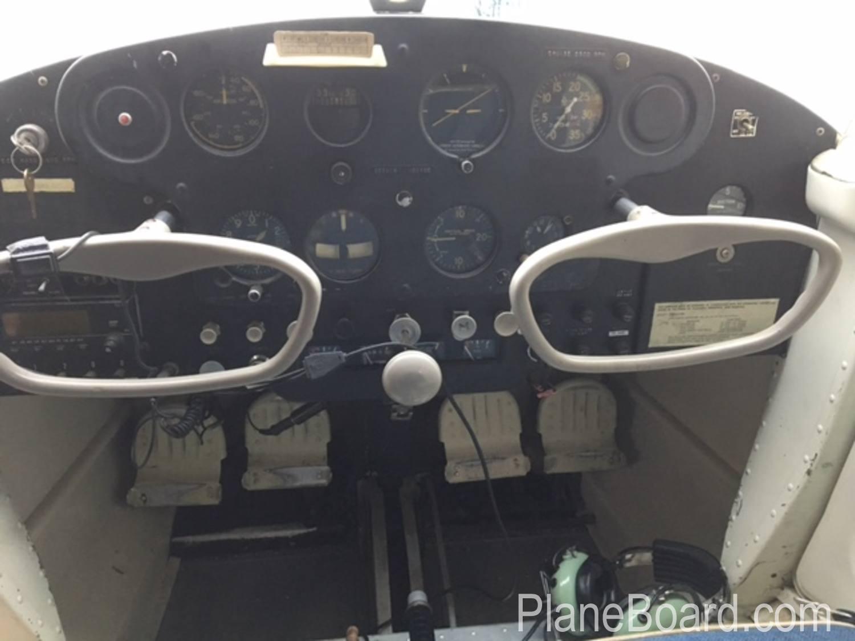 1958 Cessna 150 exterior 1