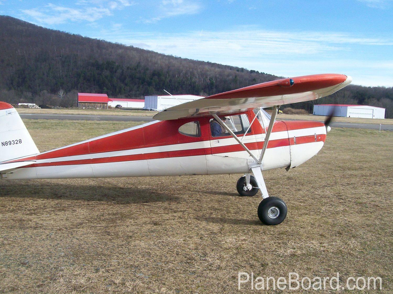 1946 Cessna 140 primary