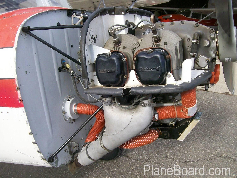1946 Cessna 140 exterior 0