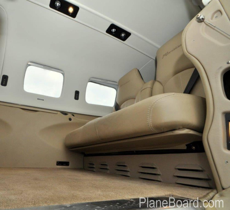2008 Piper Meridian interior 8