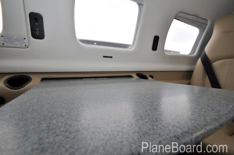 2008 Piper Meridian interior 7