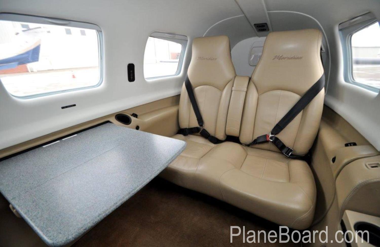 2008 Piper Meridian interior 3