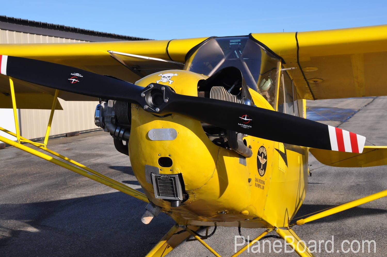 1939 Piper J-3 Cub exterior 9