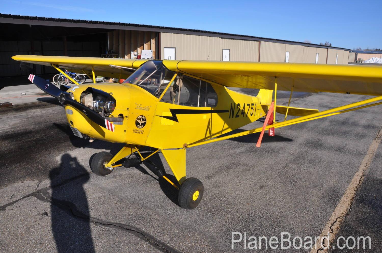 1939 Piper J-3 Cub exterior 0