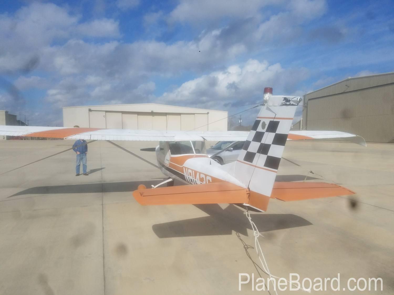 1965 Cessna 150 exterior 0