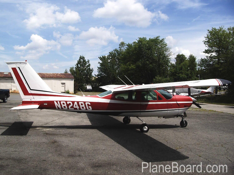1971 Cessna 177RG primary