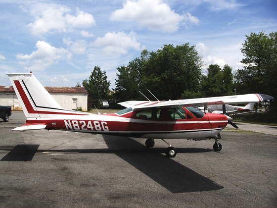 1971 Cessna 177RG