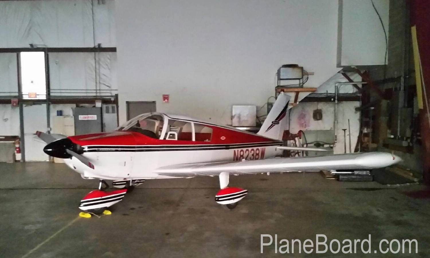 1965 Piper Cherokee 180 primary