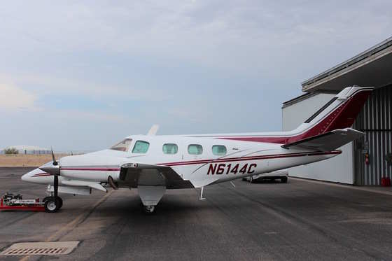1981 Beechcraft B60 Duke