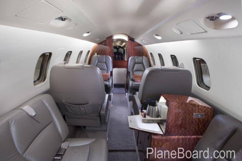 2009 Piaggio P-180 Avanti II interior 12