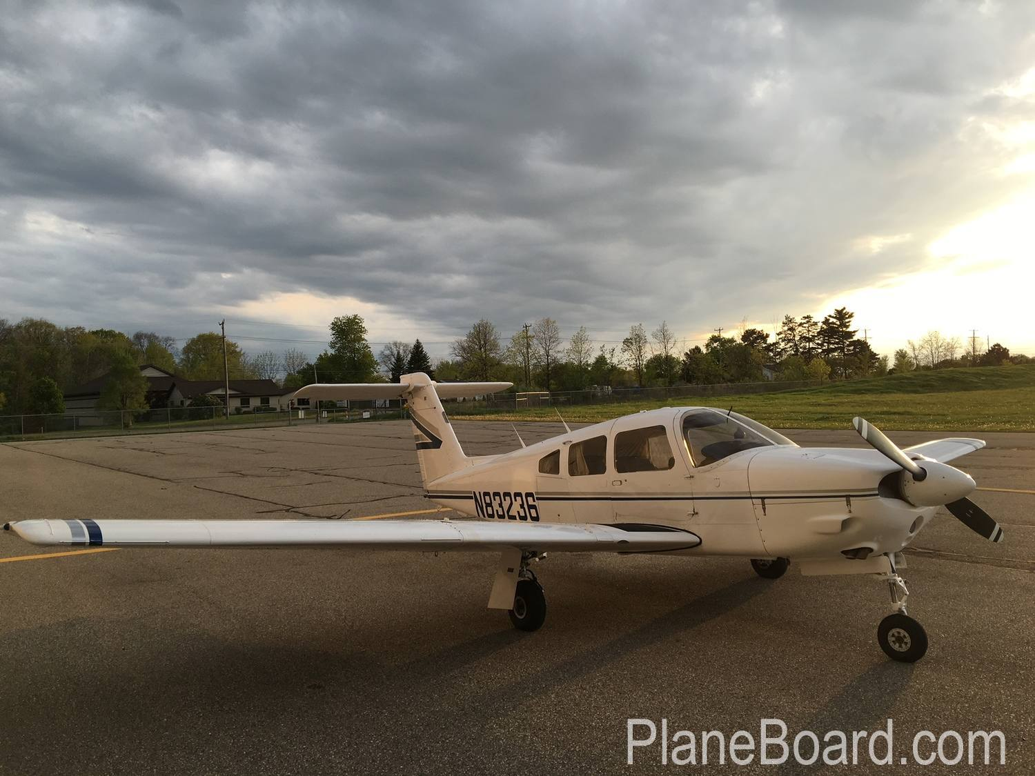 1981 Piper Arrow IV primary
