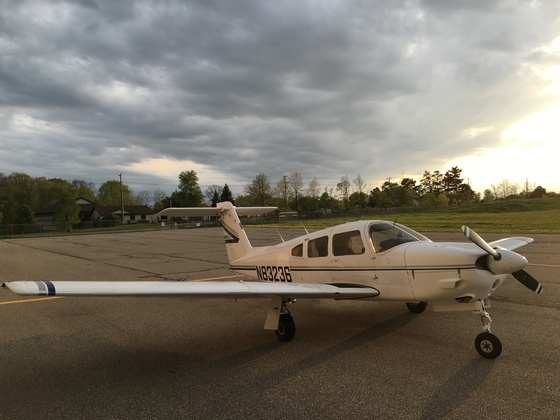 1981 Piper Arrow IV