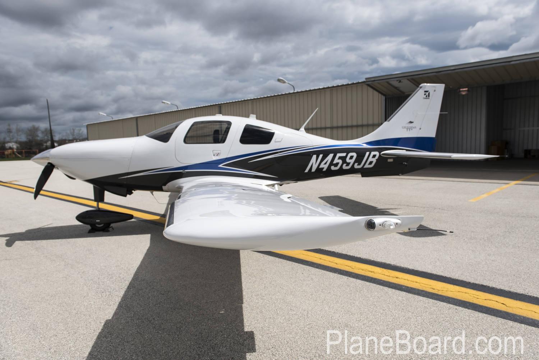 2015 Cessna TTX exterior 2