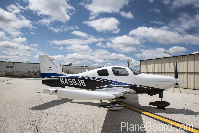 2015 Cessna TTX exterior 1