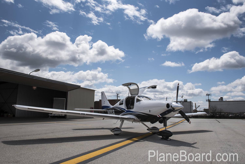 2015 Cessna TTX exterior 0
