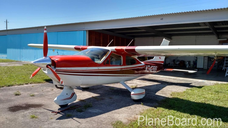 1972 Cessna 177 primary