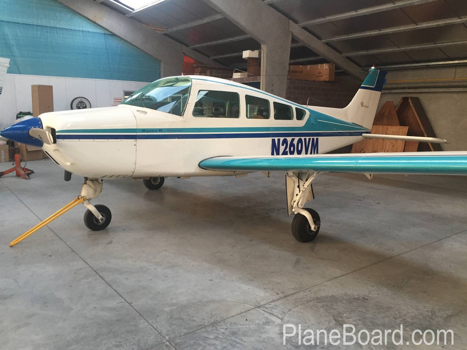 1971 Beechcraft Sierra primary