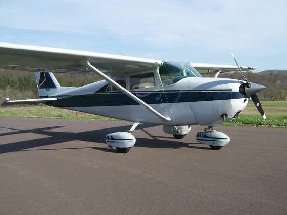1962 Cessna 172C Skyhawk