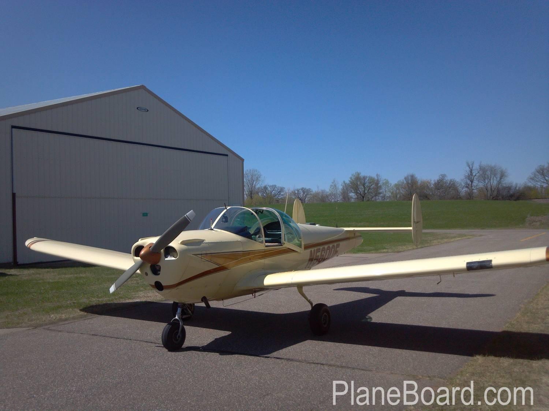1966 Alon Aircoupe A2 primary