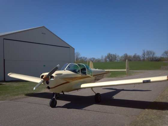 1966 Alon Aircoupe A2
