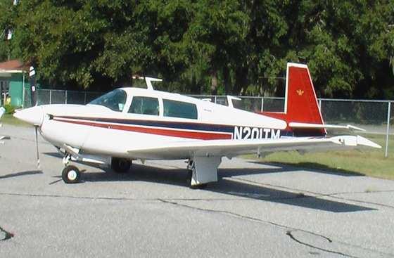 1978 Mooney M20J