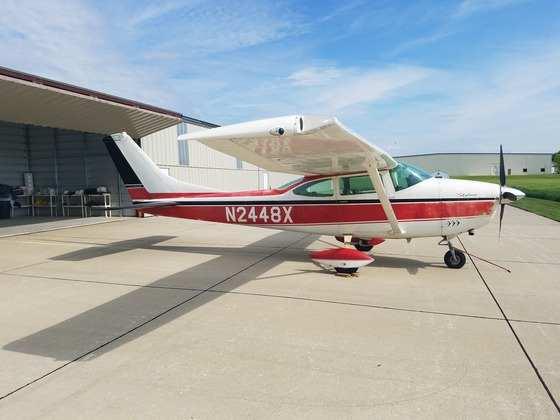 1965 Cessna 182H Skylane