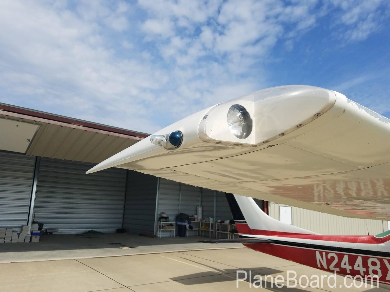 1965 Cessna 182H Skylane exterior 1