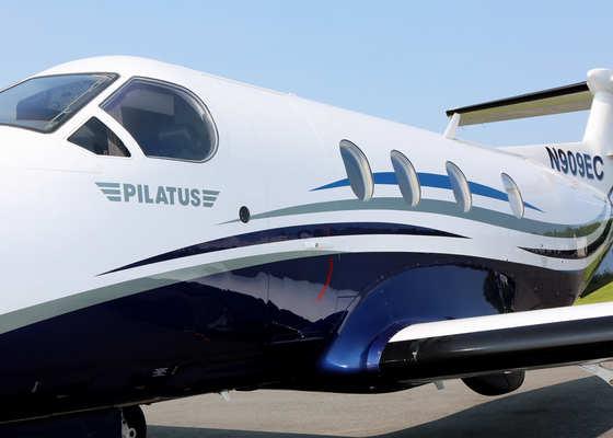 2014 Pilatus PC-12 NG
