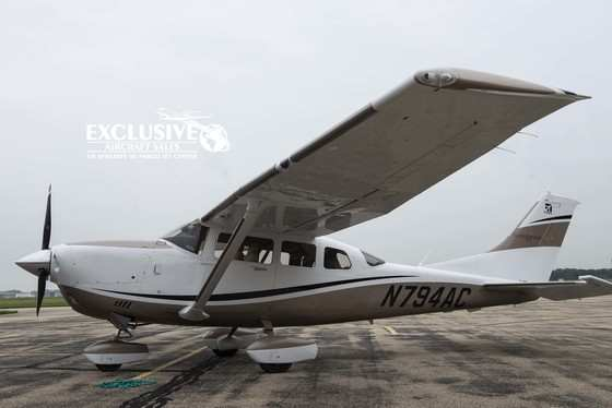 2011 Cessna T206H