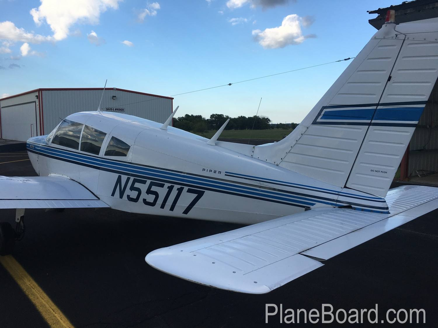 1973 Piper Charger 235 exterior 3