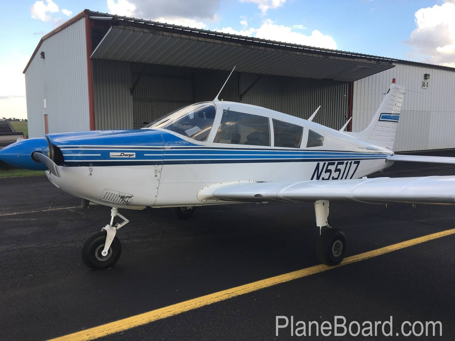 1973 Piper Charger 235 primary