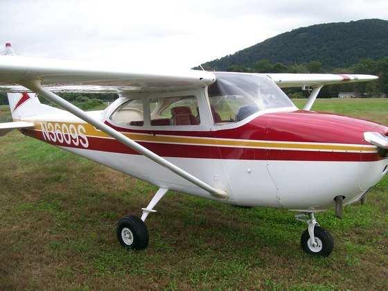 1964 Cessna 172E Skyhawk