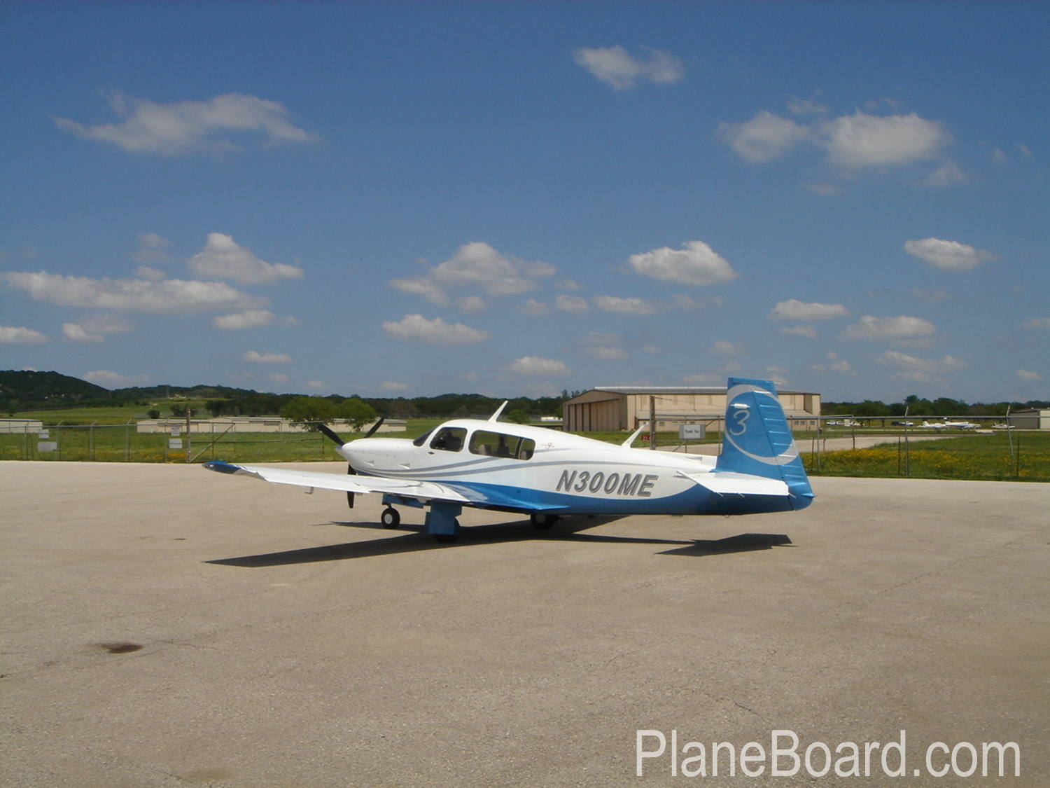 2007 Mooney M20R Ovation3 primary