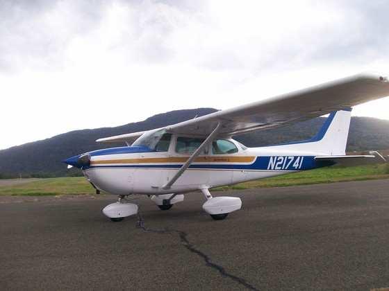 1975 Cessna 172L Skyhawk