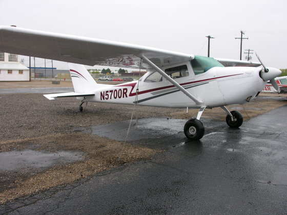1965 Cessna 172/180 Conversion