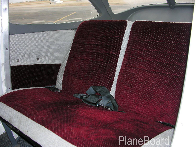 1965 Cessna 172/180 Conversion interior 1