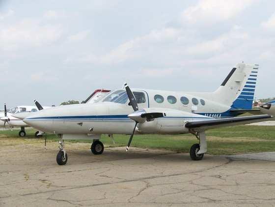 1973 Cessna 421B