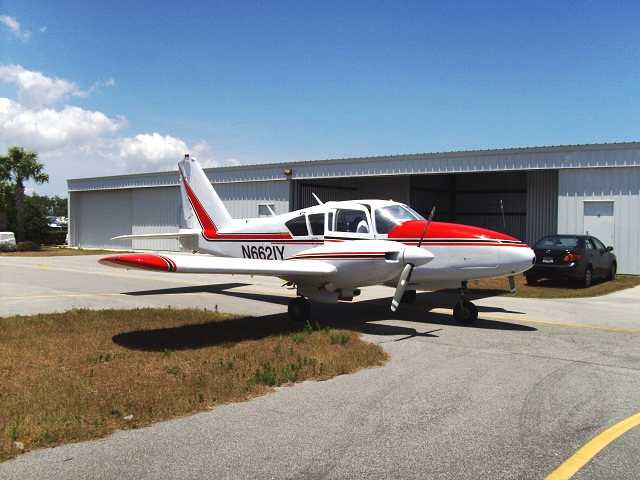 1969 Piper Aztec D For Sale N6621y Planeboard